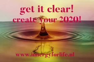 Get it clear create your 2020 innergy board.